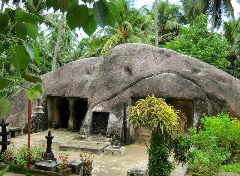 Kottukal Rockcut Temple Kollam