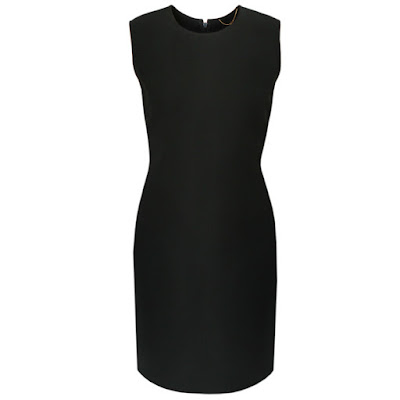 the row lbd polyester sleeveless dress