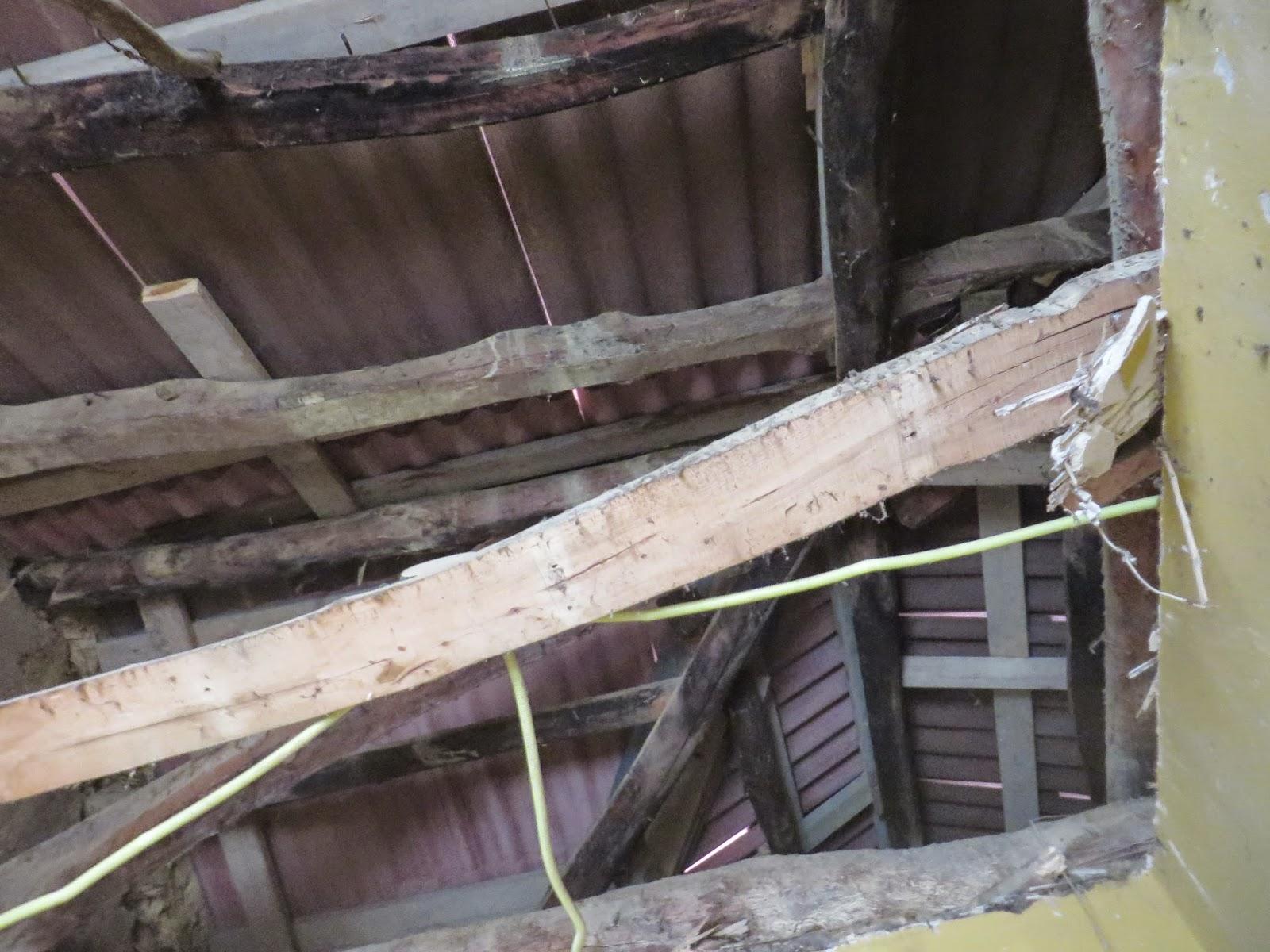 Reformasvillasolle nmultiservicios falsos techos de Falsos techos de madera