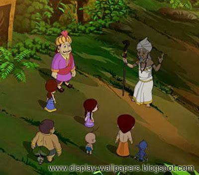 Cartoon Network Chota Bheem Image
