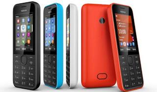 Nokia 208, Nokia 207