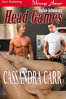 Nix Arc Review – Cassandra Carr – Head Games