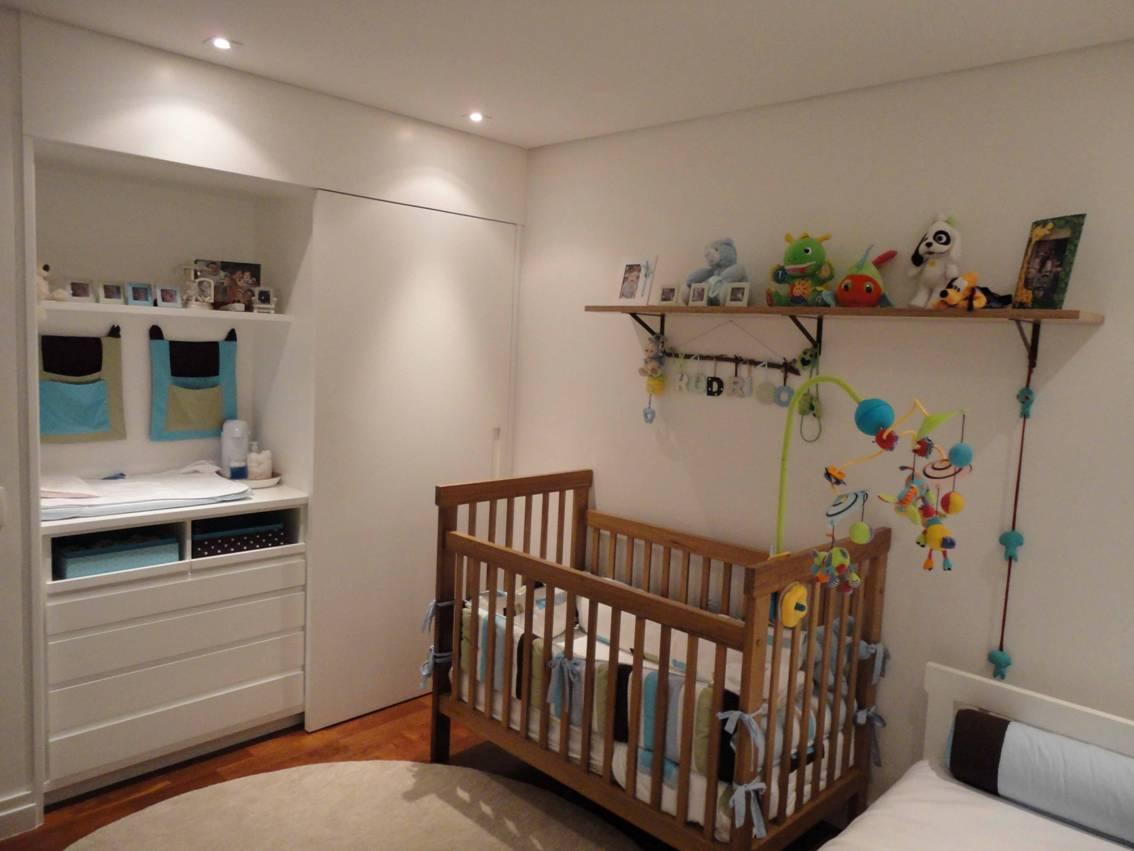 Quarto De Beb Neutro Blog De Decora O Casa Decorada Ideias  ~ Decoração De Quarto De Bebe Neutro
