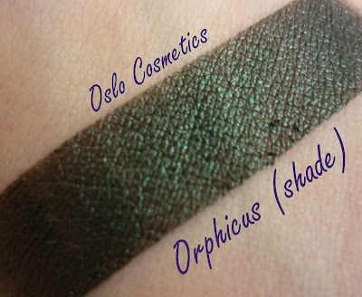 Oslo Orphicus Swatch