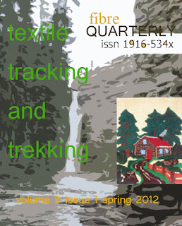 fibreQUARTERLY Volume 8 Issue 1 Spring 2012