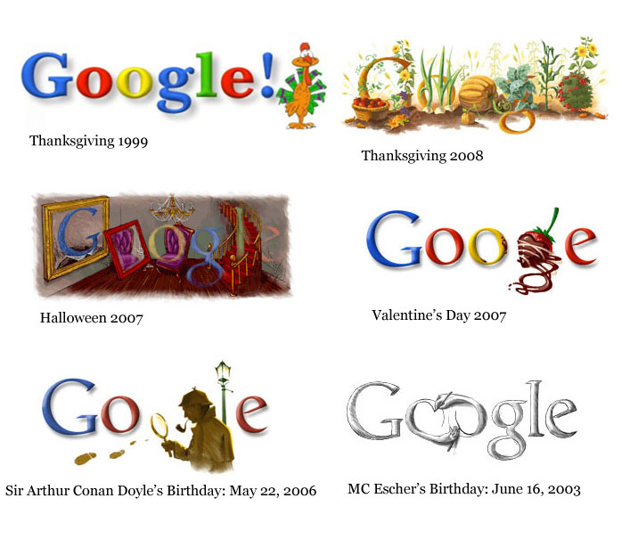 Doodle For Google: K-Blogger's: What's Trending Now?: Trending On Friday