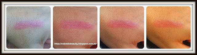 Baby Lips de Maybelline (CHERRY ME) - swatches