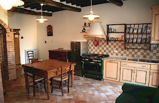 Self-catering accommodation in the Alta Maremma of Tuscany