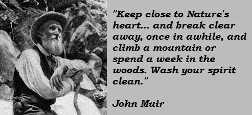 a biography of john muir and his contribution to environmental conservation Considered by many to be the father of wildlife ecology and the united states' wilderness system, aldo leopold was a conservationist, forester, philosopher, educator, writer, and outdoor enthusiast.