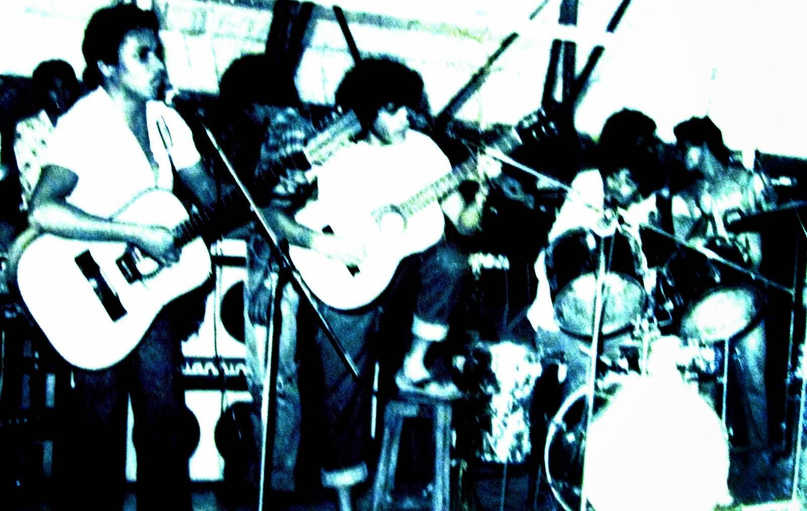 Festival no Loyola-Gil,Carlos,Jhonathas