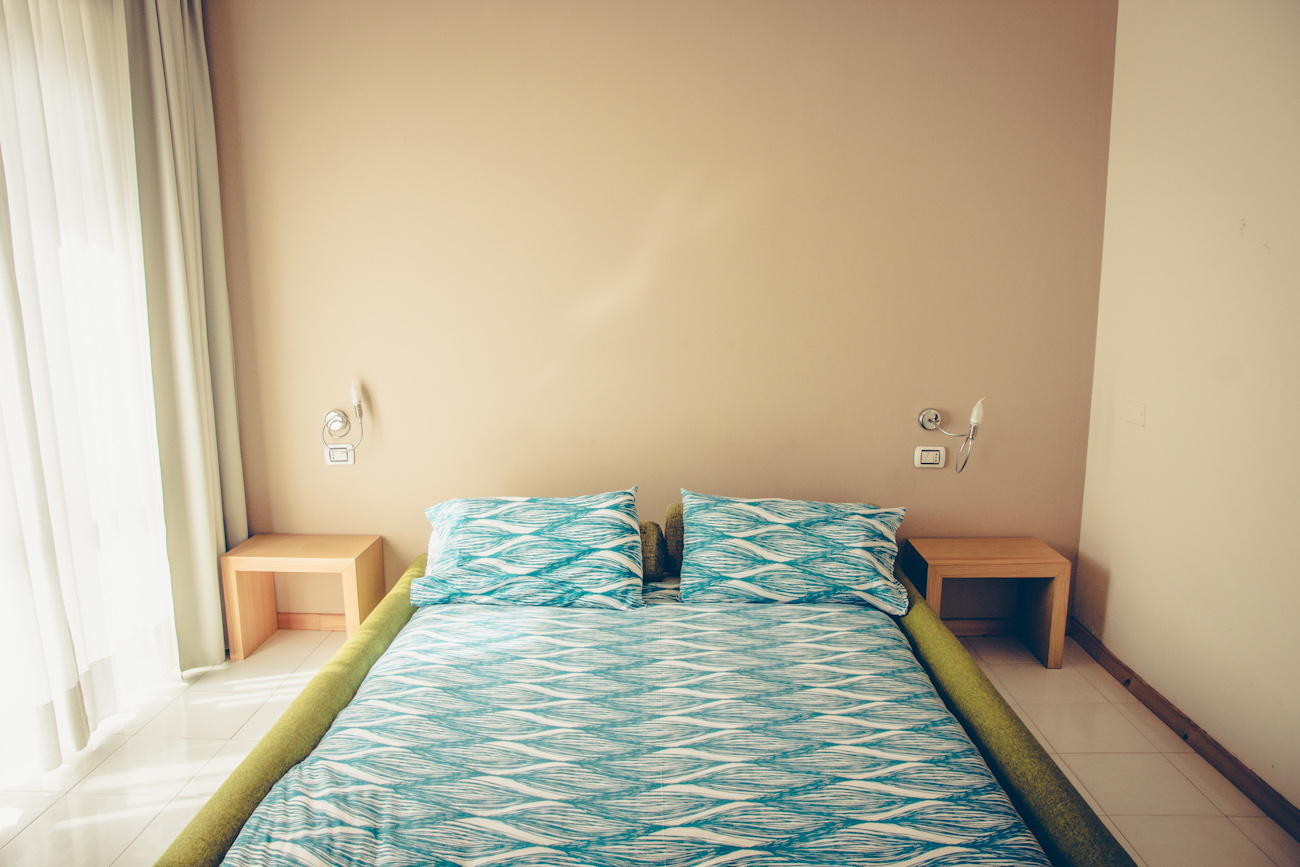 Hotelzimmer im Santa Caterina, San Giulio