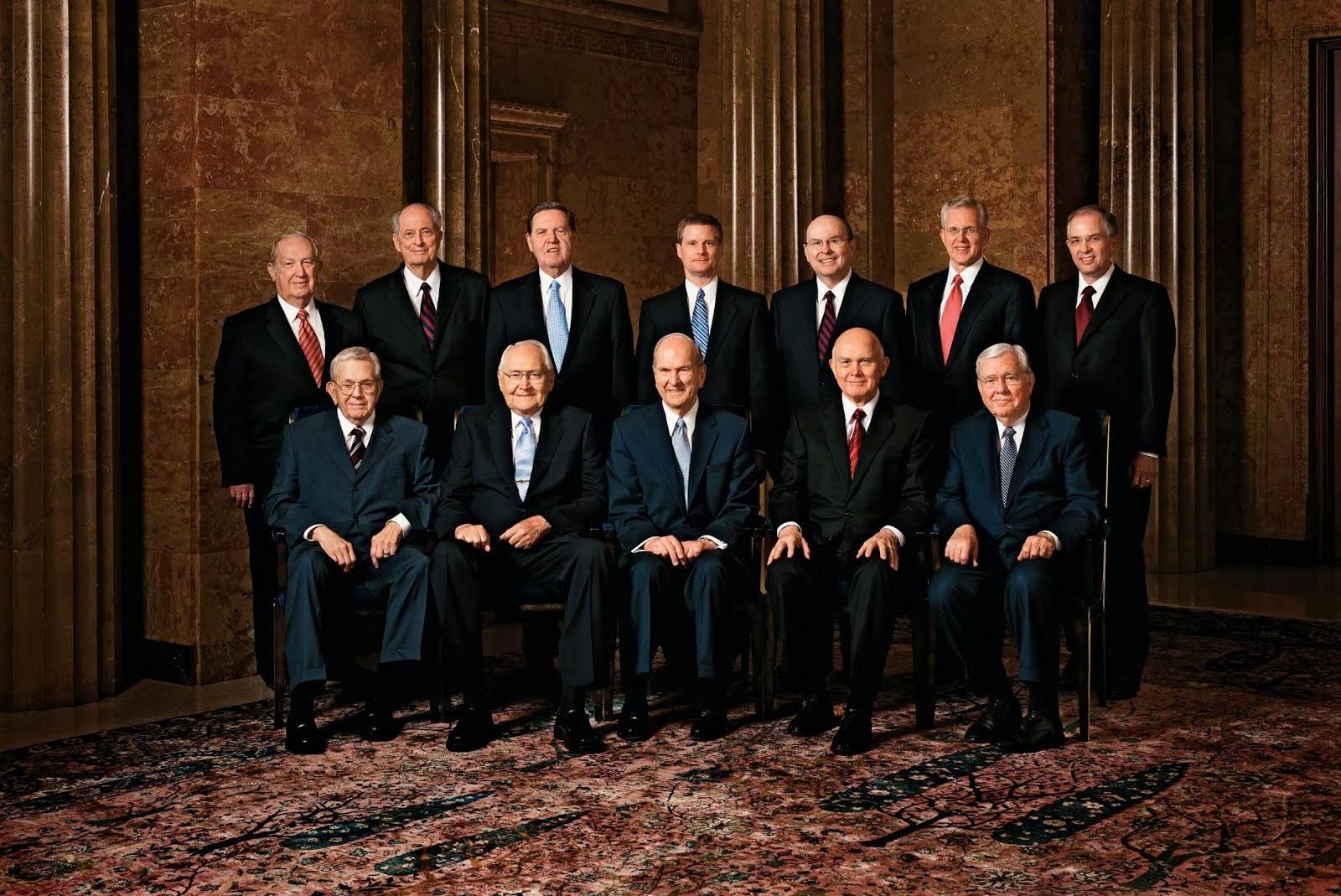 Quorum of the Twelve