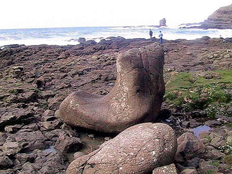 Giant s causeway creationist