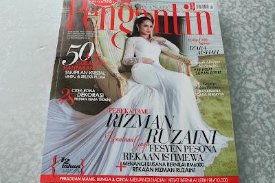 Bridal Boutique di dalam Majalah Pesona Pengantin Edisi September 2013