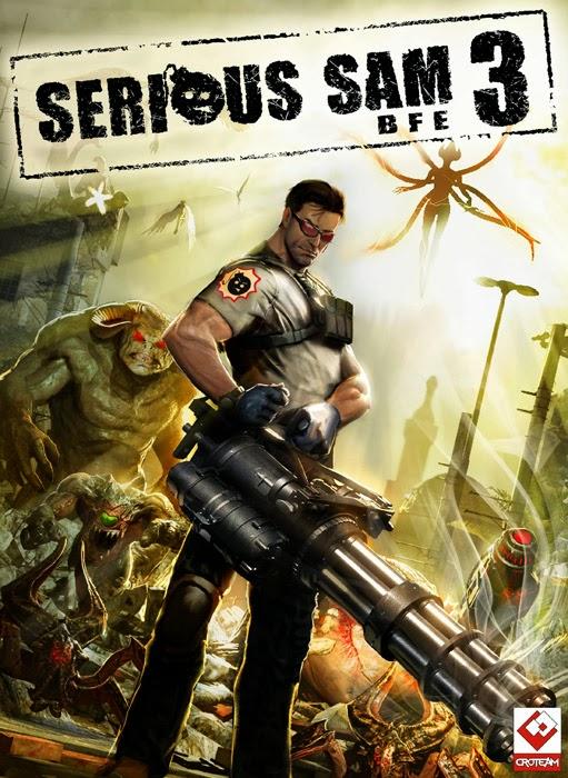 Serious Sam 3: BFE Full Tek Link İndir