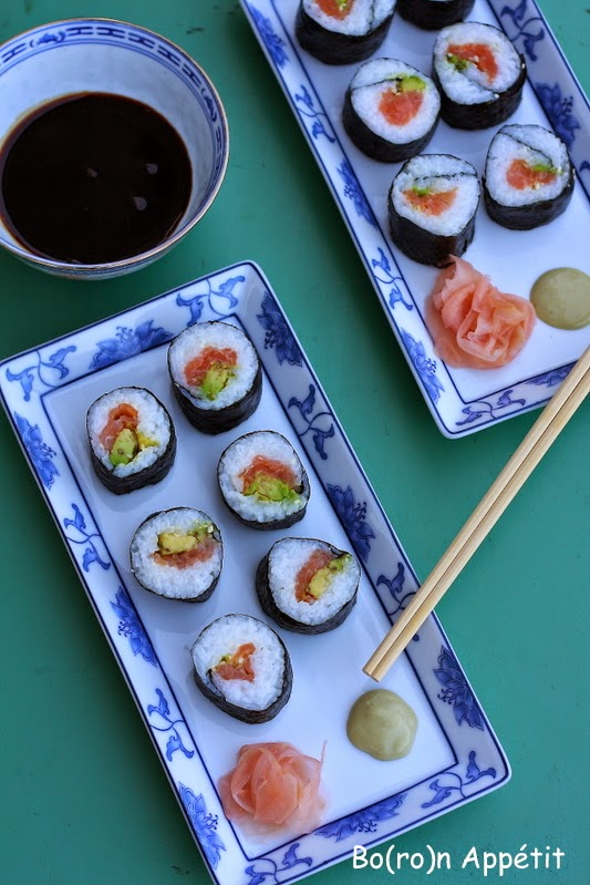 Jak zrobic sushi maki