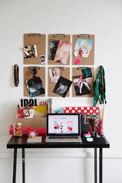 Cómo organizar el espacio de estudio