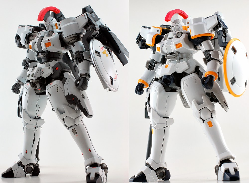 gundam guy mg 1 100 tallgeese   customized build