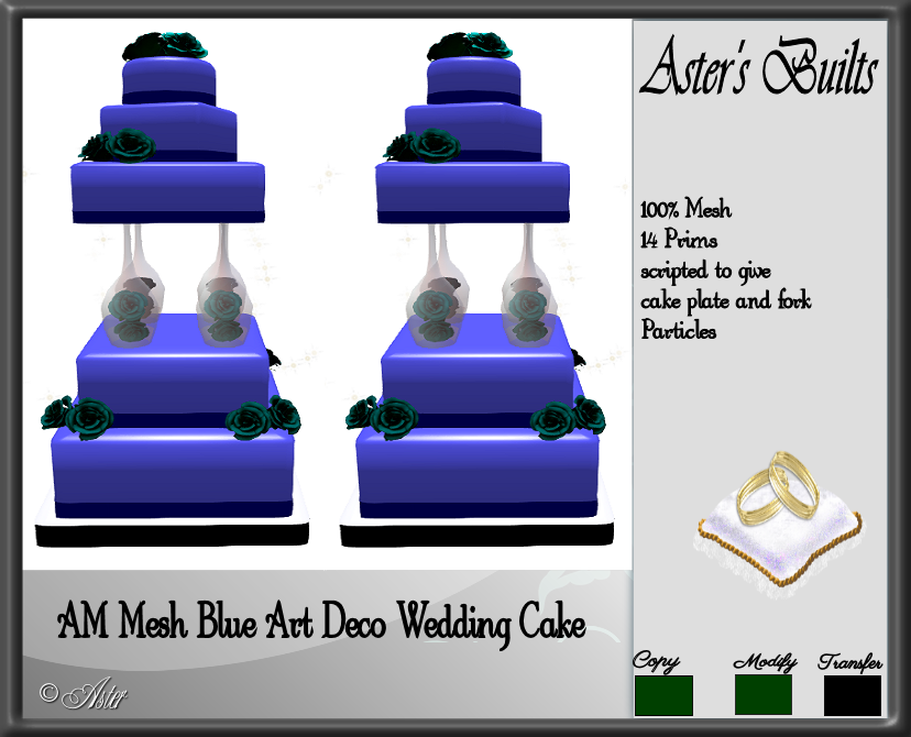 All about wedding cakes