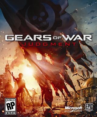 Gears of war Judgement Cover