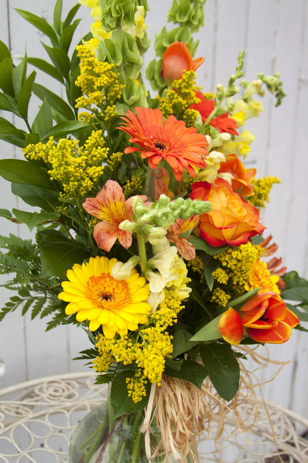 Just because flowers gifts springtime at