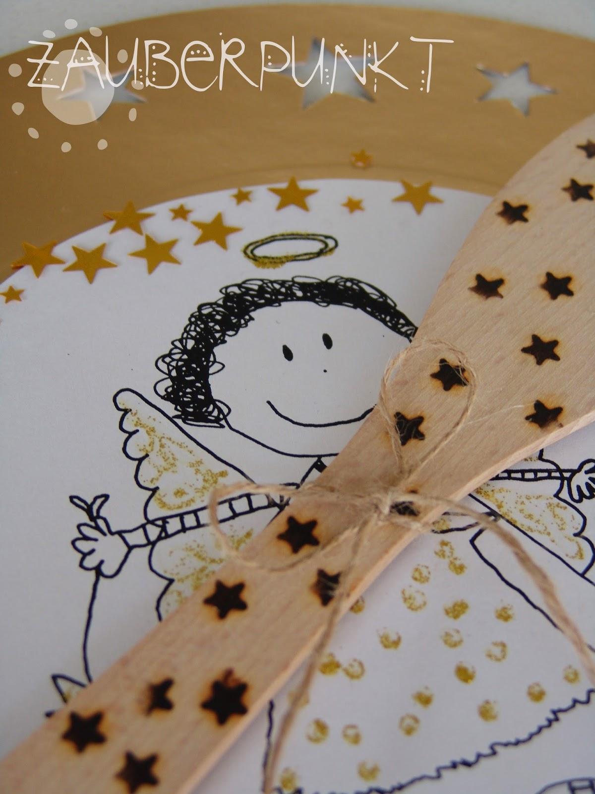 Zauberpunkt weihnachtsgeschenke basteln mit kindern - Weihnachten kindergarten ideen ...