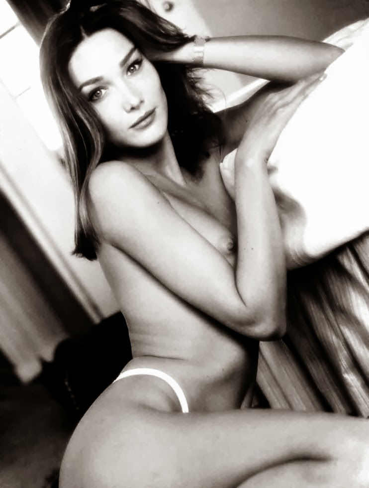 Nude Photos Of Carla Bruni Used In G-20 Hacking
