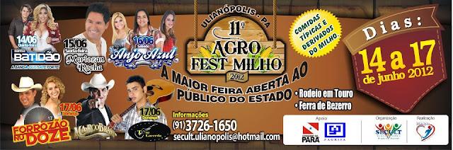 Agro Fest Milho em Ulianópolis