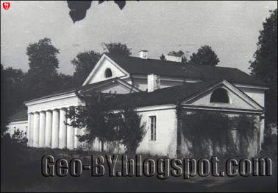 Фото 1917 года библиотеки Хребтовичей