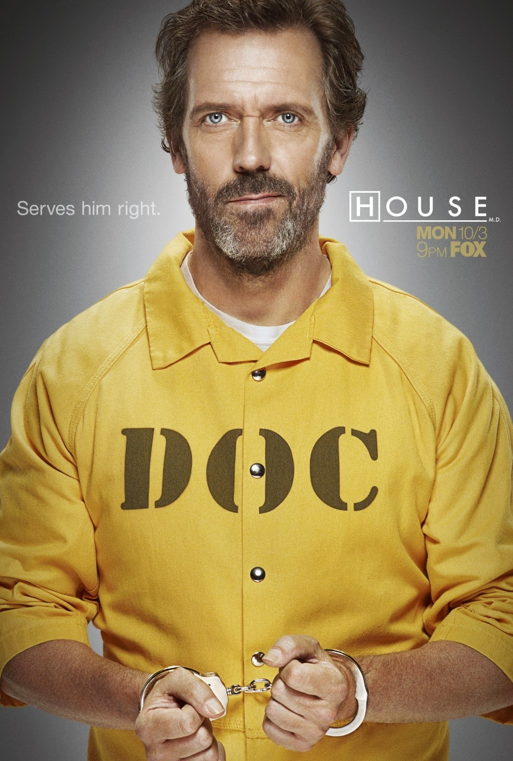 Doctor House Temporada 8 Audio Latino