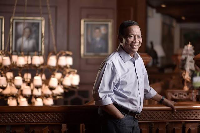 VP Binay leads latest SWS presidential survey