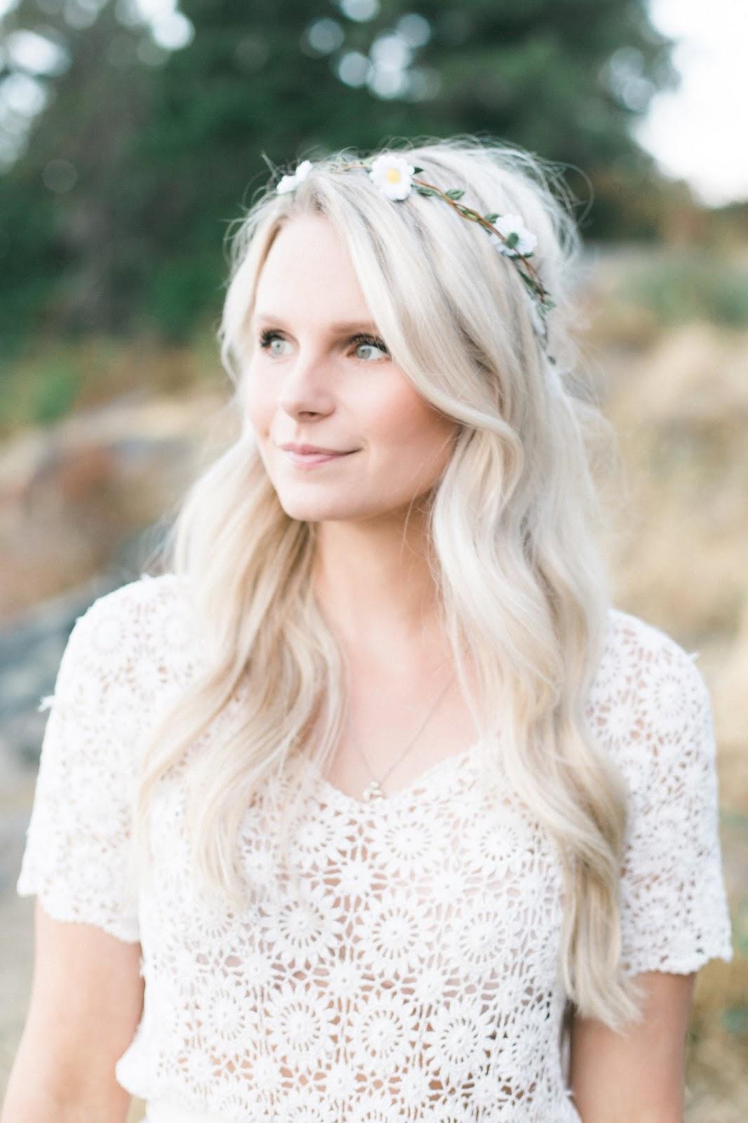 boho hair inspiration for weddings