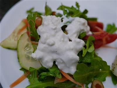 Blue cheese dressing expired