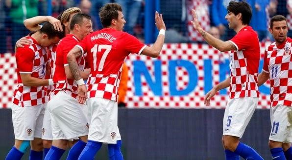 Kroasia Bukanlah Lawan Mudah Buat Brazil