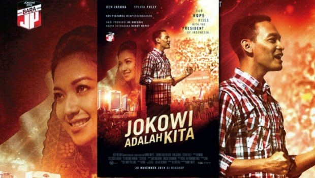 BBM naik, Film 'Jokowi Adalah Kita' Tak Laku