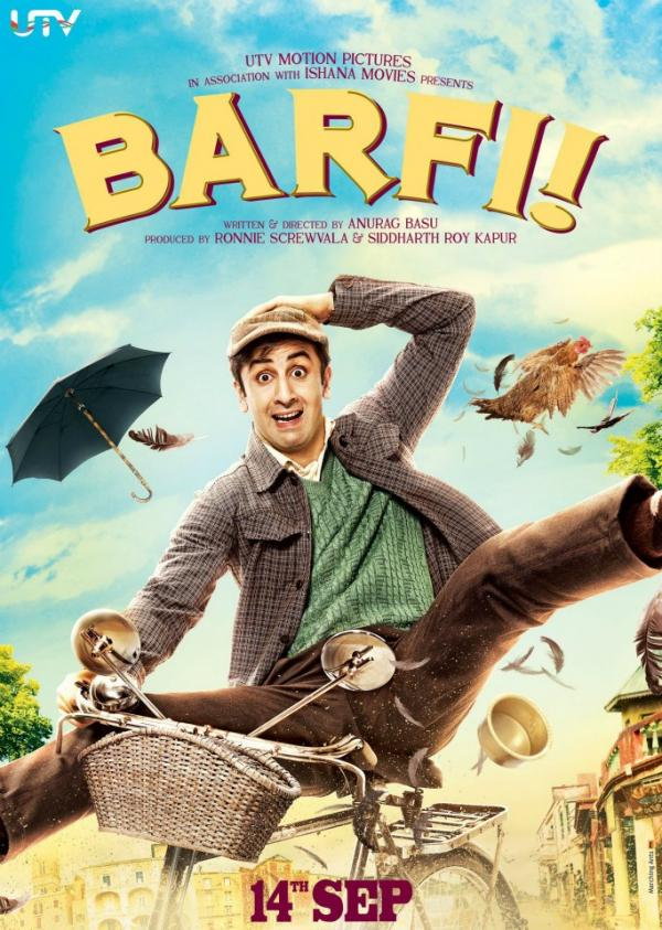 Movie Review: Barfi! (2012)