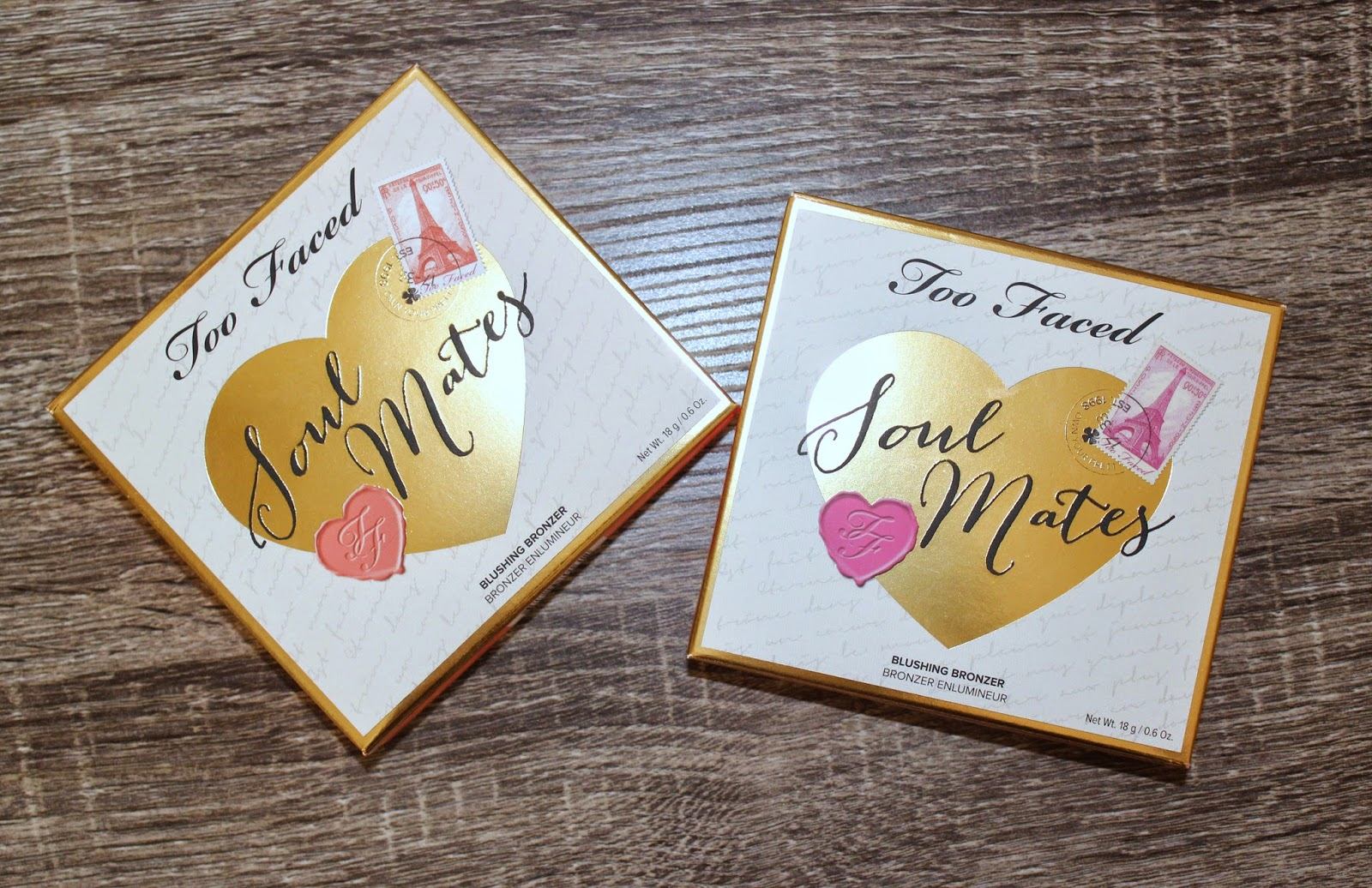Too Faced Soul Mates Blushing Bronzers
