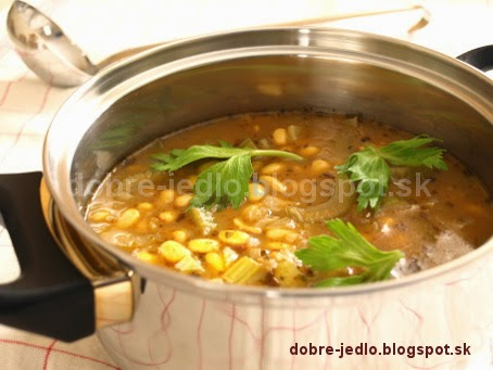 Sójový guláš - recepty