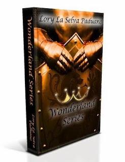 wonderland series, lory la selva paduano, wonderland sereis book