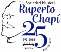 SOCIEDAD MUSICAL RUPERTO CHAPÍ