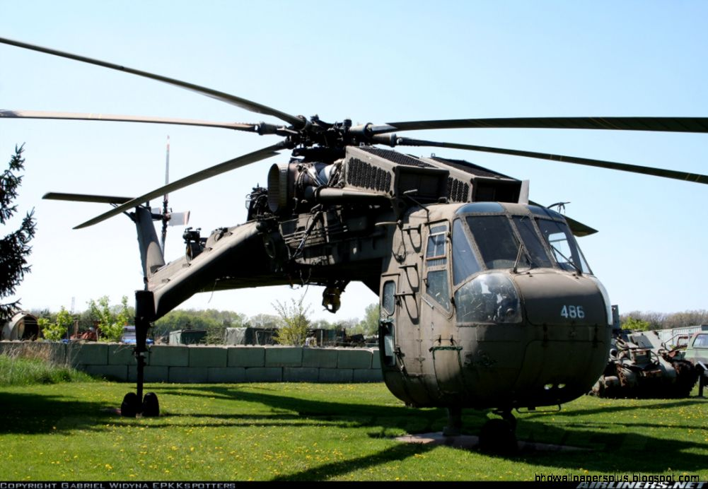 Photos Sikorsky CH 54B Tarhe S 64B Aircraft Pictures