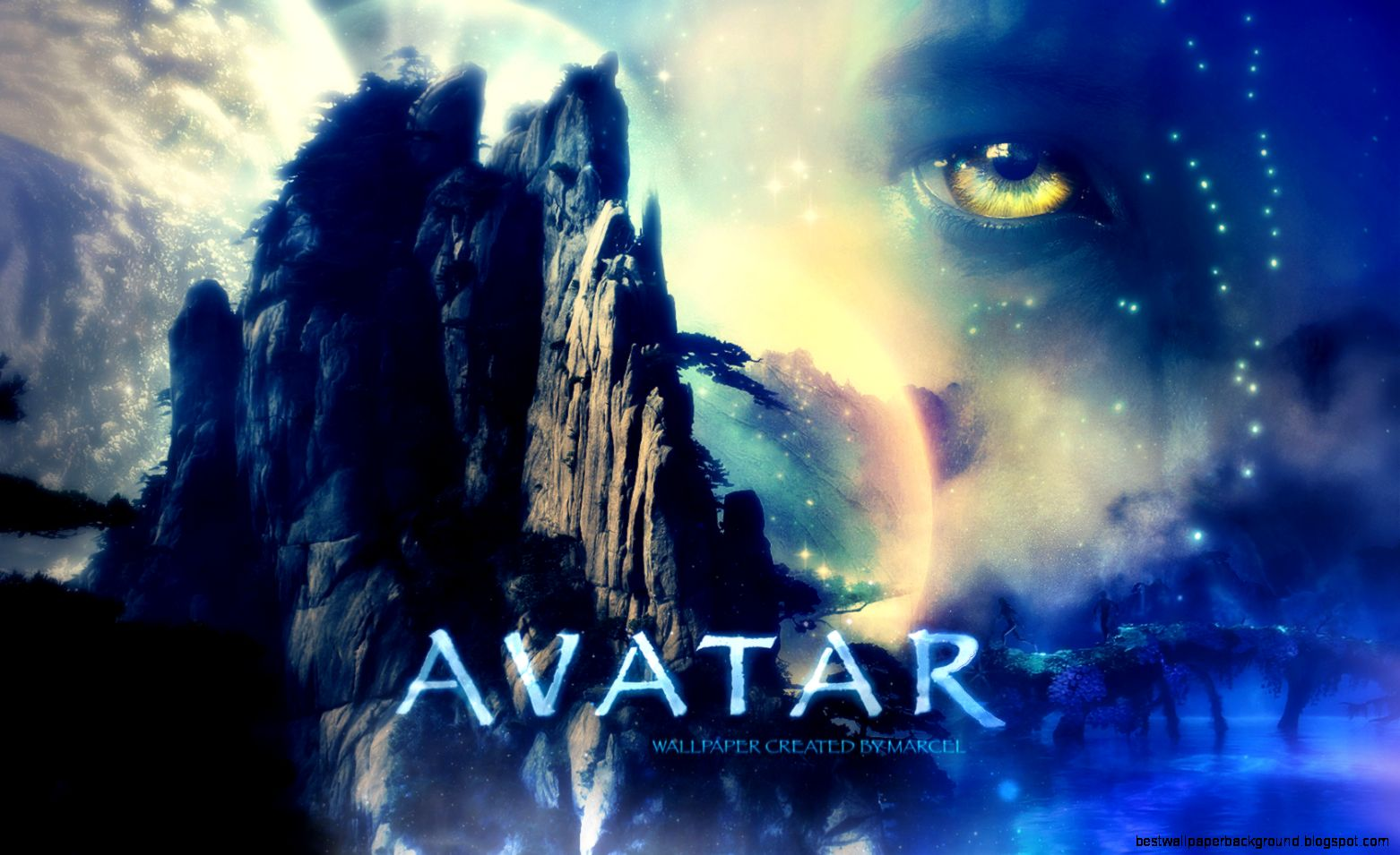 The World of Pandora   Avatar Wallpaper 10947822   Fanpop