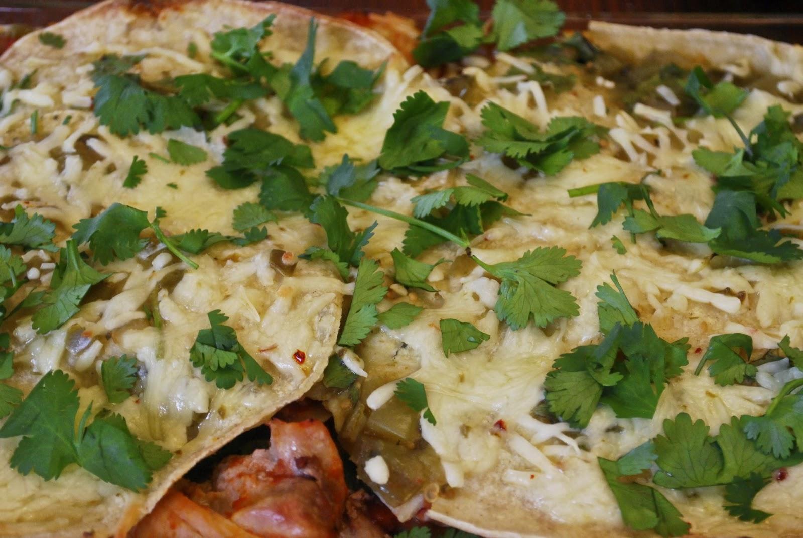 Chicken Enchilada Casserole aka Stacked Chicken Enchiladas recipes