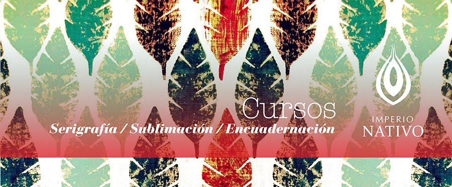 Serigrafía Rosario - Sublimación Rosario. Cursos de Serigrafía, Sublimación y Encuadernación.