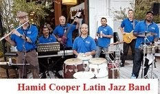 Hamid Cooper Latin Jazz Band