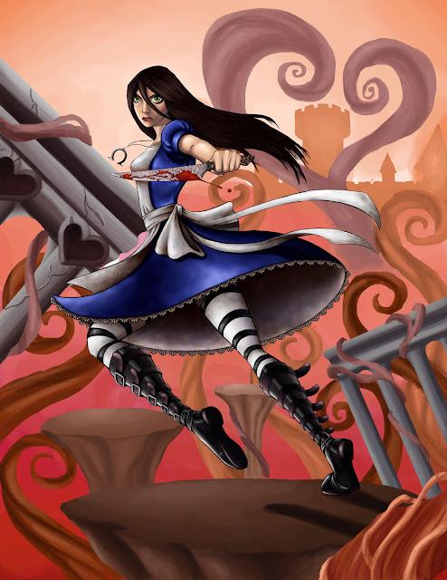 Alice por Pom-Art