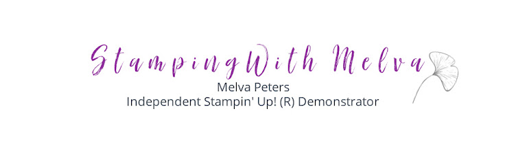 Stamping with Melva