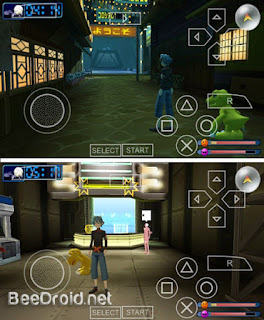 Digimon World Re:Digitize (Full English Patched) PSP