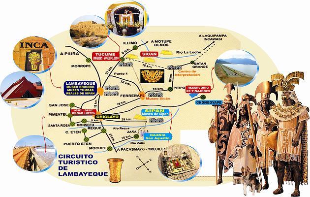 lambayeque turismo: