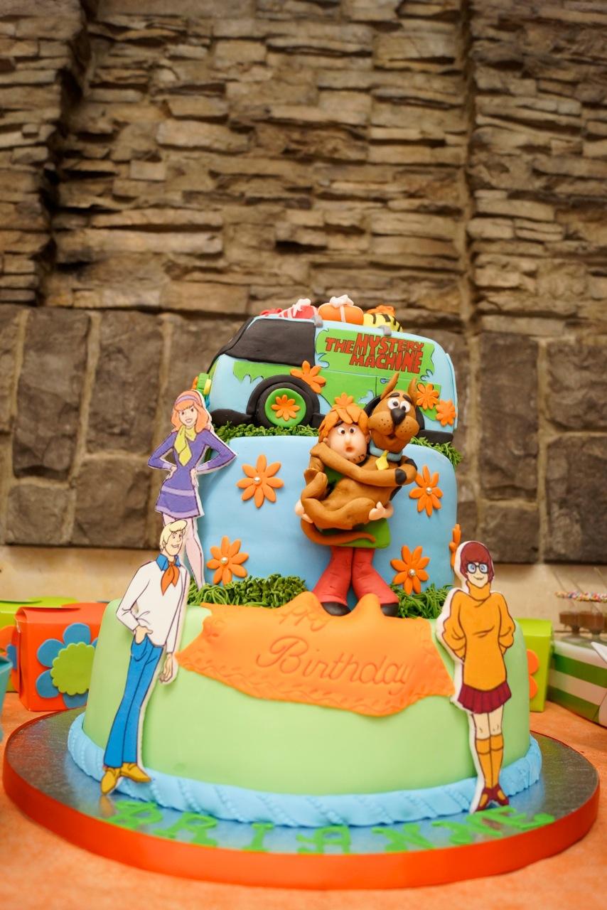 Scooby Cake Ideas